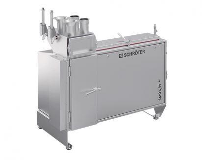 Générateur de fumée à bûches (pour équiper 2 cellules)