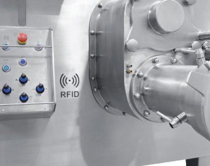 Système de reconnaissance des ensembles de découpe RFID pour prévenir les erreurs d'opérateur