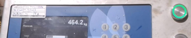 Unité de pesage M1