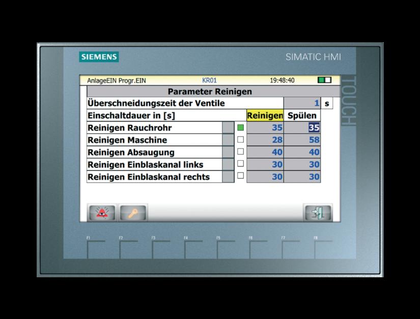 Automate Siemens