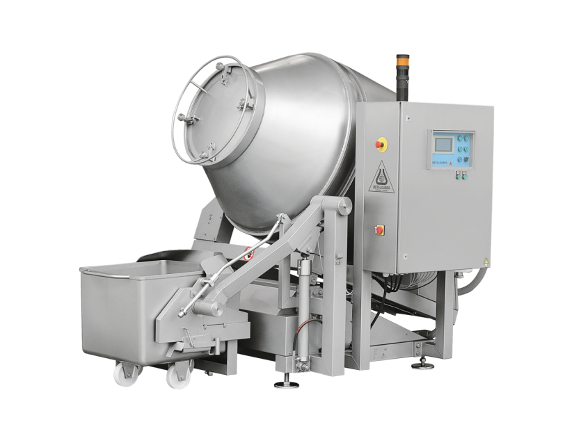 Baratte TURBOMEAT PX 500