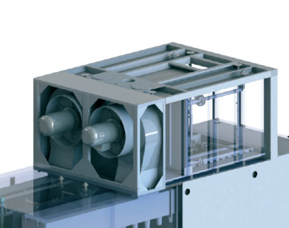 Unité centrale de traitement de l'air