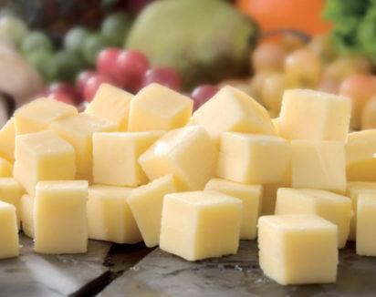 AUT200 - Cubes de fromage