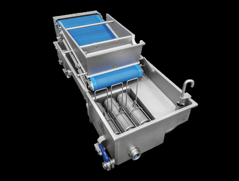 Filtre automatique autonettoyant FR-34