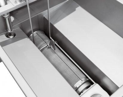 Pré-filtre cylindrique rotatif à grille - Modèle FR-30r