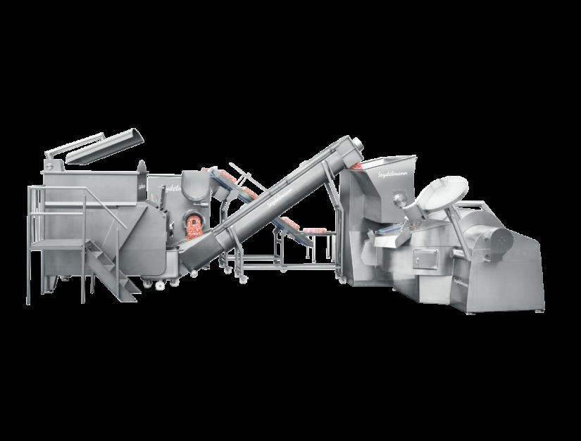 Ligne de production automatisée