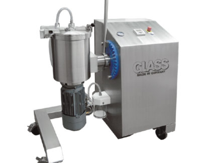 Machine de laboratoire