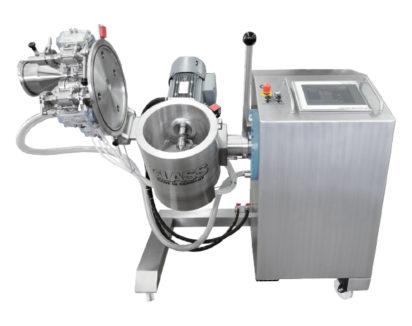 Machine de laboratoire