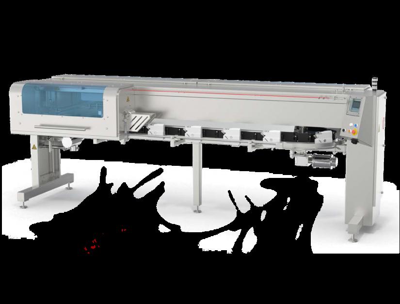 MAXIMA 2.0 - Désosseuse de bateaux avec dispositif MEF